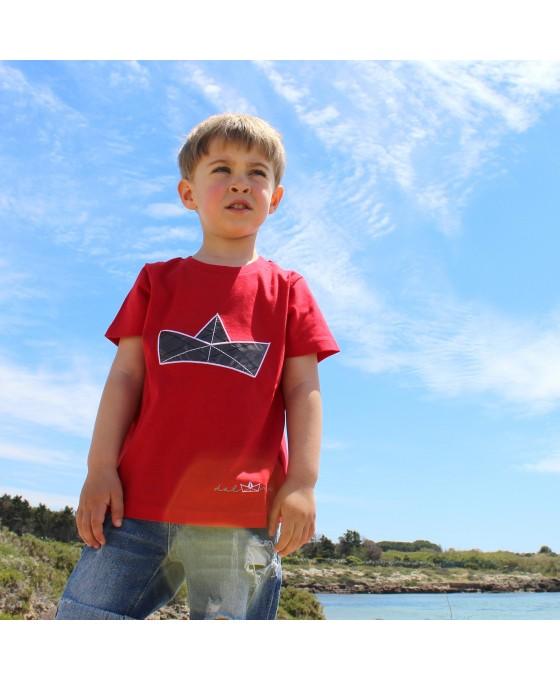 T-shirt Bambino - Rosso