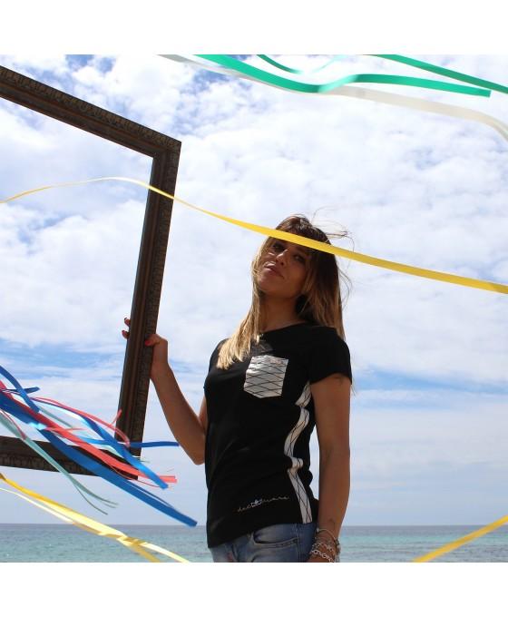 T-shirt Donna - Nera
