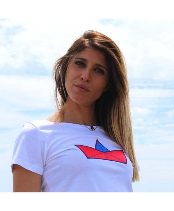 T-shirt Donna - Bianca