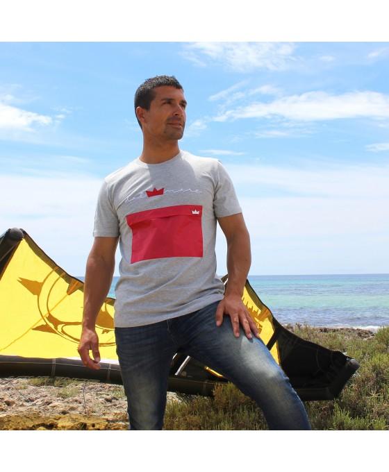 T-shirt Uomo - Grigio