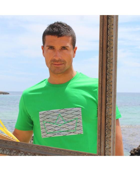 T-shirt Uomo - Verde