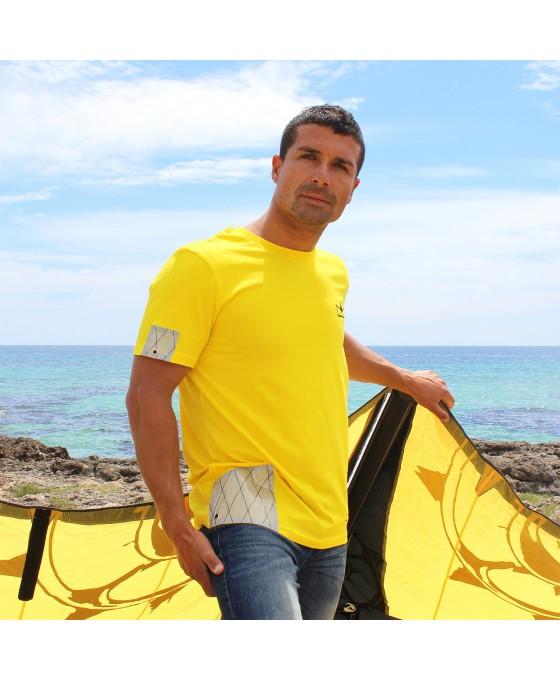 T-shirt Uomo - Gialla