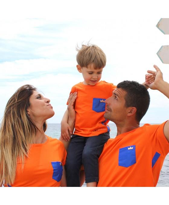 Family Tris T-shirt -...